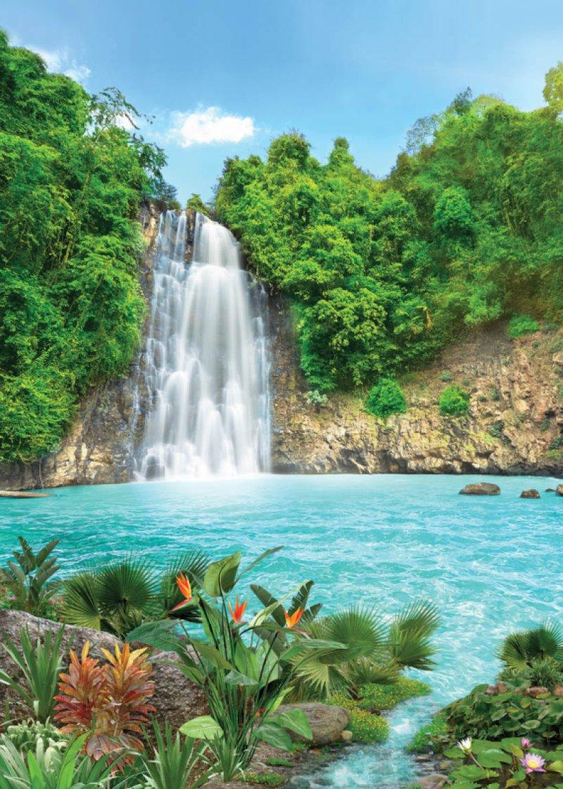 водопады обои на телефон вертикальные распоряжение
